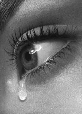 برای تو گریه کردم